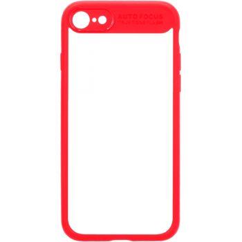 Чехол для iPhone InterStep iPhone 7/8 PURE-CASE ADV красный